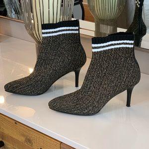 Stuart Weitzman Sock Booties